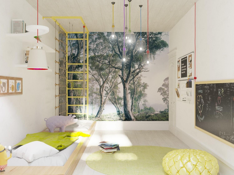 Детская комната - Project4Home