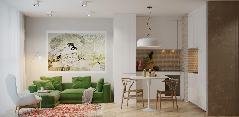 Дизайн-проект квартиры - Project4Home