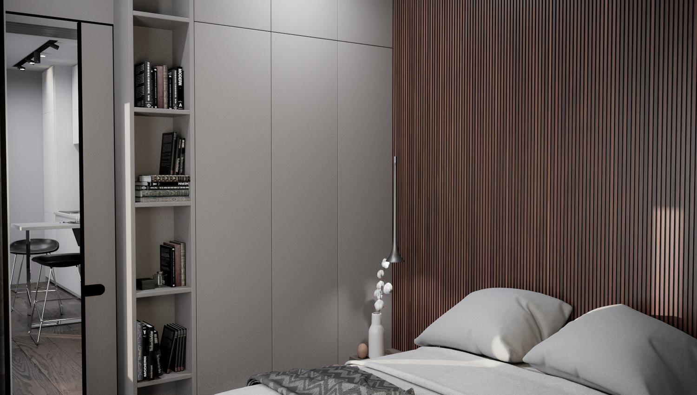 Дизайн интерьера дома из морского контейнера - Project4Home