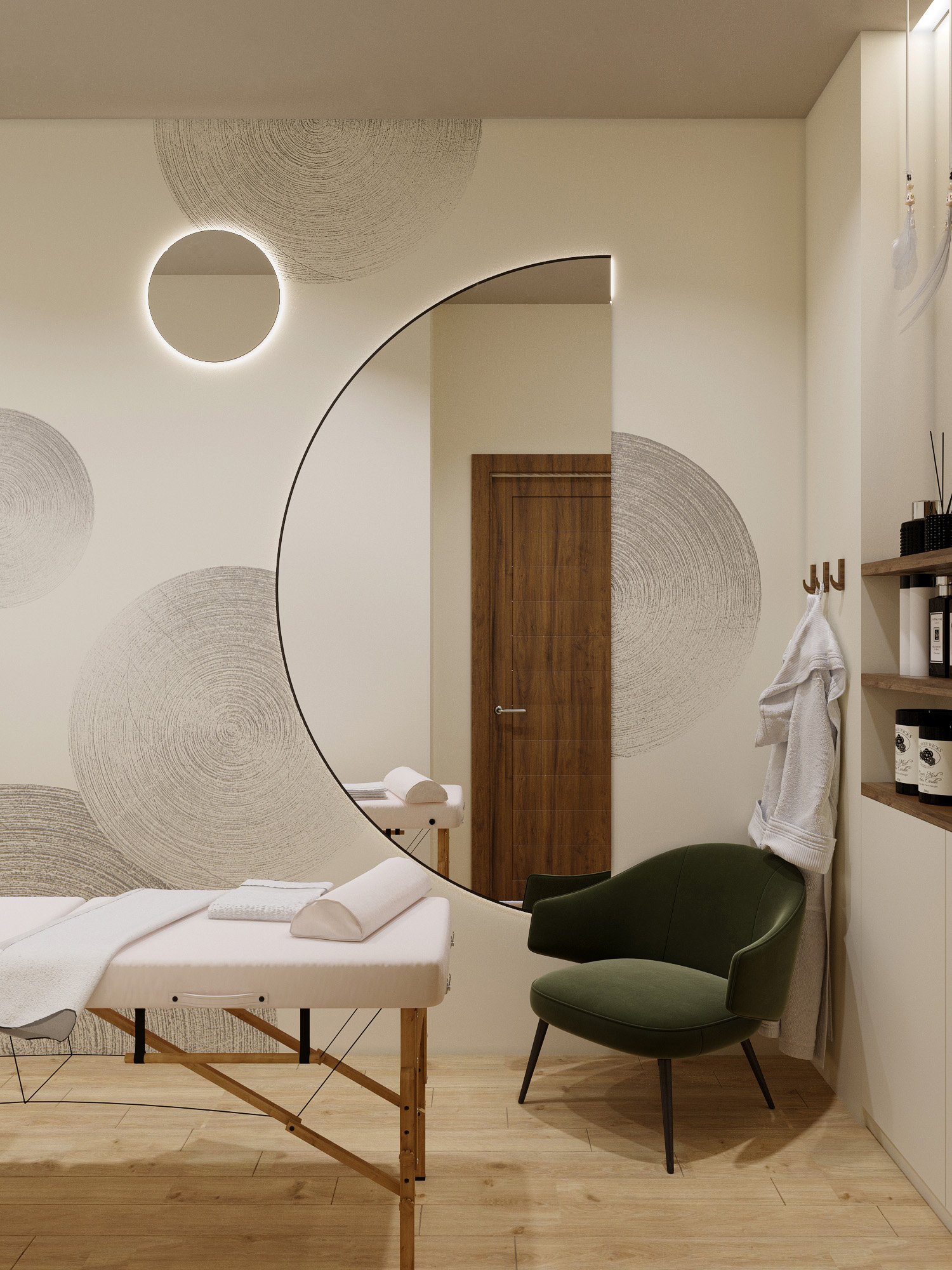 Косметологический кабинет